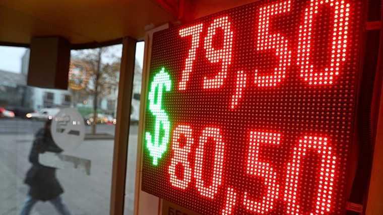 прогнозы по курсу рубля в 2021 году