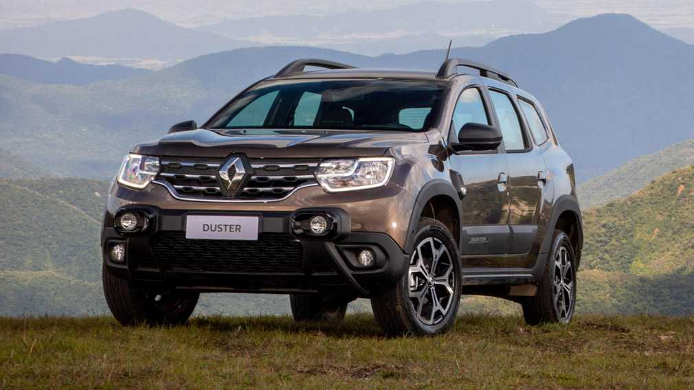 Renault Duster 2021 модельного года