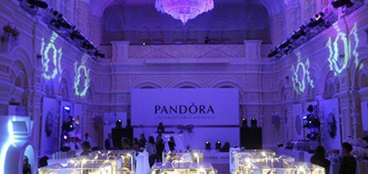 Сбербанк продает ювелирную сеть Pandora