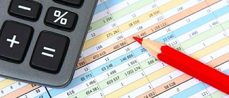 Калькулятор остатка по кредиту