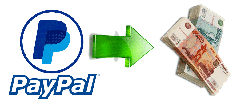 Вывод денежных средств с Paypal