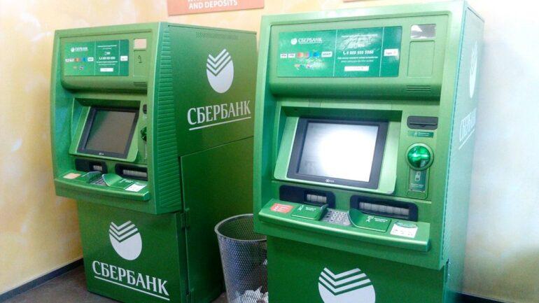 Банкоматы Сбербанка в Санкт-Петербурге