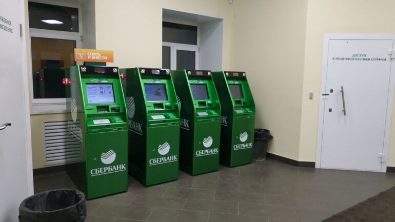 Банкоматы Сбербанка в Саратове