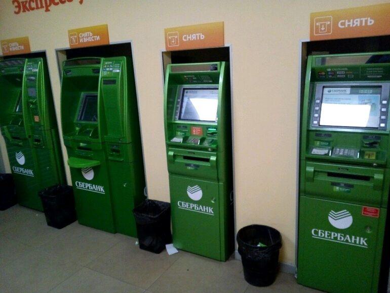 Банкоматы Сбербанка в Твери