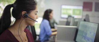 Служба телефонной поддержки клиентов оператора Сбермобайл